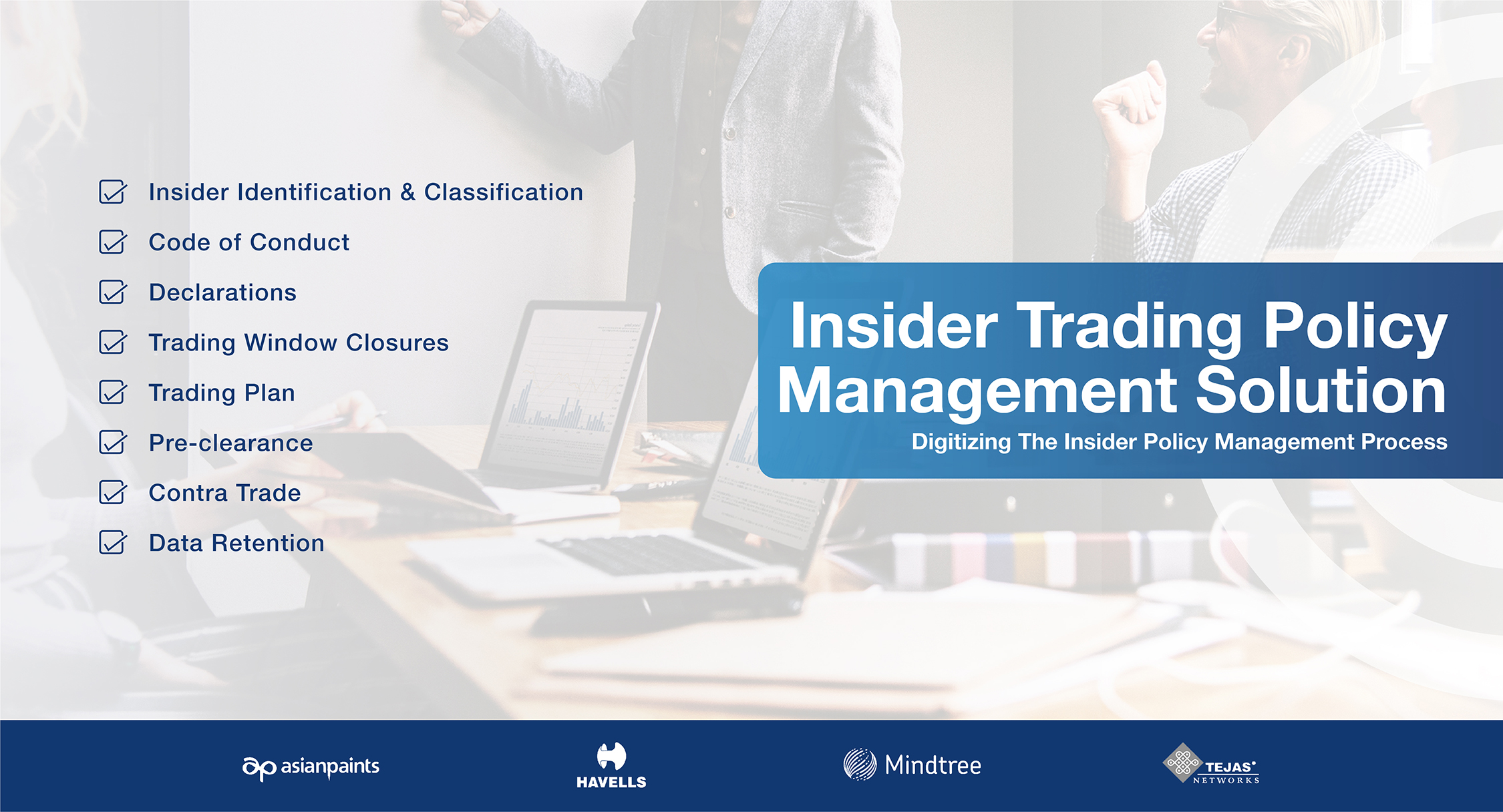 insider trading policy management